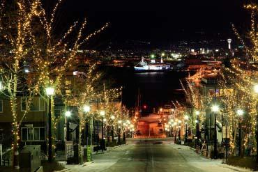 Yahata Hill(Hakodate)