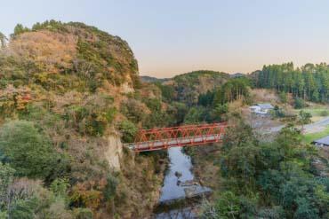 県立養老渓谷奥清澄自然公園(千葉)