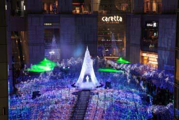 Caretta 聖誕點燈