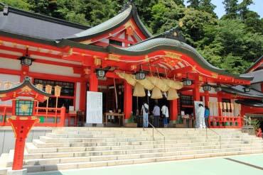 太鼓谷稻成神社