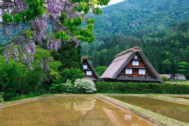 白川郷(飛騨高山)