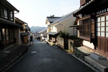 内子町の石畳地区