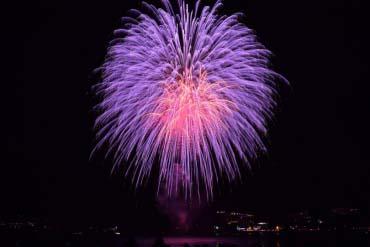 Kawaguchiko Fireworks Festival(Mt. Fuji)