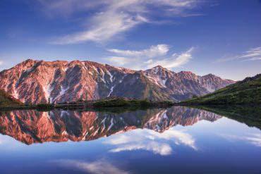 Happoike Pond(Nagano)