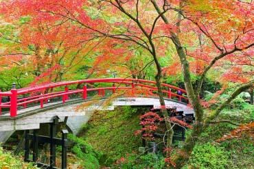 紅葉橋(河鹿橋)