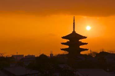 法觀寺(八坂塔)(京都)