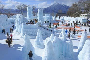 Chitose and Lake Shikotsu Ice Festival(Other Areas of Hokkaido)