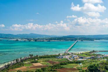 古宇利大桥(冲绳)