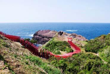 元乃隅稻成神社(山口)