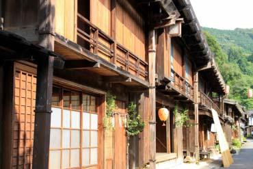 妻笼宿(长野)