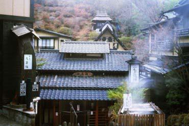 黑川溫泉(熊本)