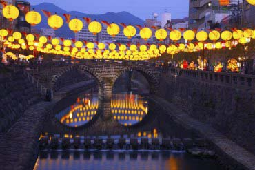 Spectacles Bridge(Nagasaki)