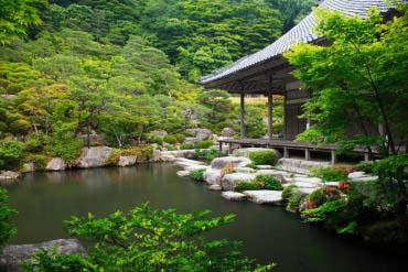 百济寺(滋贺、琵琶湖)