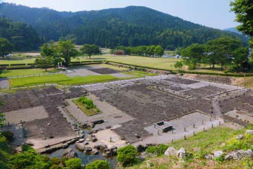 Ichijodani Asakura Clans Ruins(Fukui)