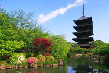 Touji Temple(Kyoto)