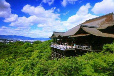 Kiyomizu Temple(Kyoto)