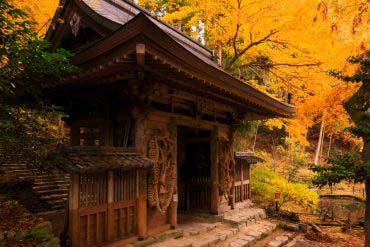 百済寺(滋賀・琵琶湖)