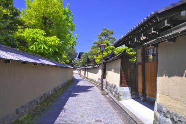 長町武家屋敷跡(金沢)