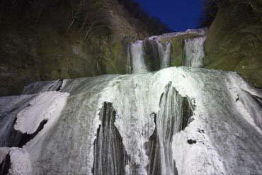 袋田瀑布(茨城)