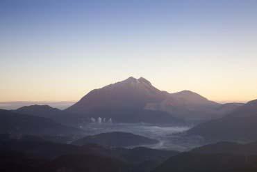 Mt. Yufu-dake(Oita & Beppu)