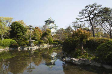 大阪城公园(大阪)