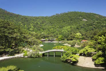 栗林公园(香川)