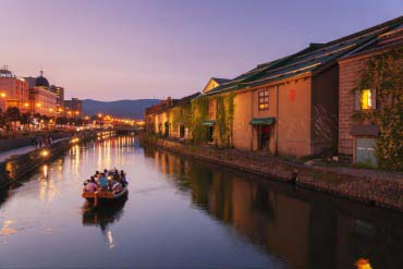 Otaru Canal(Sapporo & Otaru)