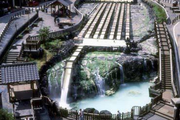 Yubatake(Hot Water Field) (Gunma)