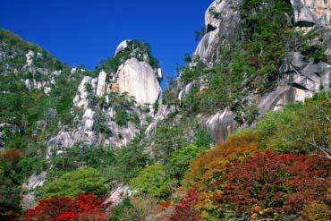 Shosenkyo Vally(Yamanashi)