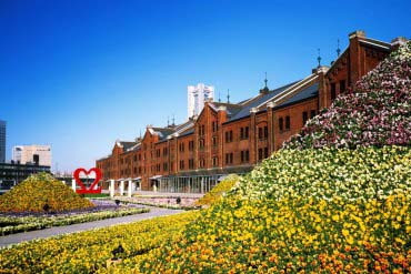Yokohama Red Brick Warehouse(Yokohama)