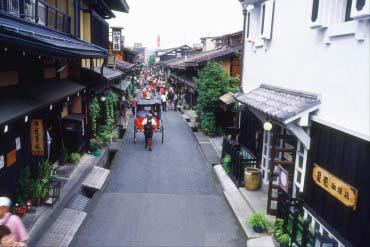 日式老街(飛驒高山)