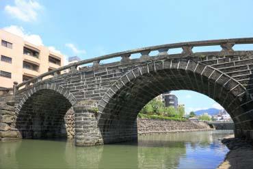 Spectacles Bridge(Nagasaki)