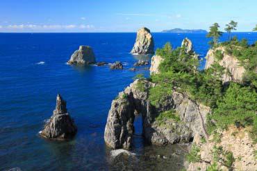 青海岛(山口)