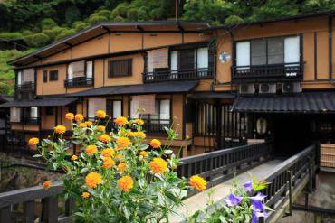 Kurokawa Onsen(Kumamoto)