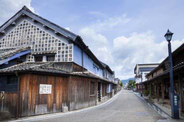 日田豆田町(大分、别府)