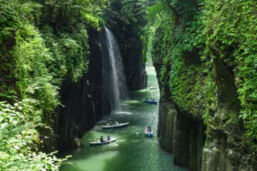 高千穗峡(宫崎)