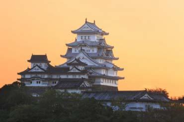 Himeji Castle(Hyogo & Kobe)