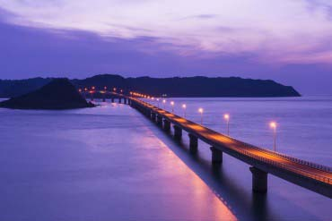 角岛大桥(山口)