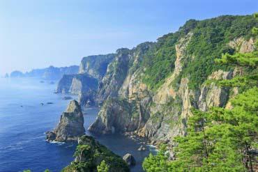 Kitayamazaki Coast (Iwate)
