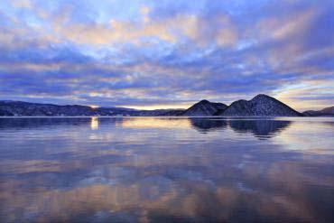 Lake Toya(Other Areas of Hokkaido)