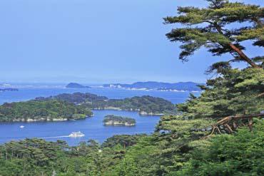 Matsushima(Sendai & Matsushima)