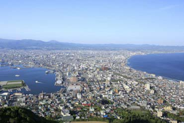 Mt. Hakodate(Hakodate)