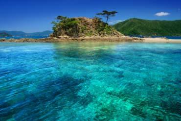 大島海峡(鹿児島)