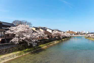主計町(金澤)