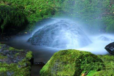山彦の滝(北海道その他)