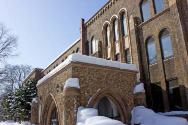 Hokkaido University(Sapporo & Otaru)