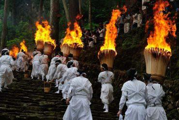 那智の火祭り (那智の扇祭り)