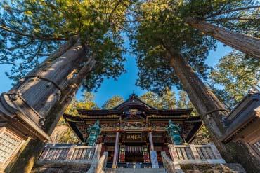 三峯神社( 埼玉)