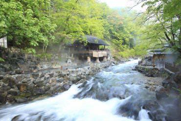 寶川溫泉(群馬)