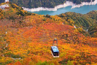 立山缆车(富山)